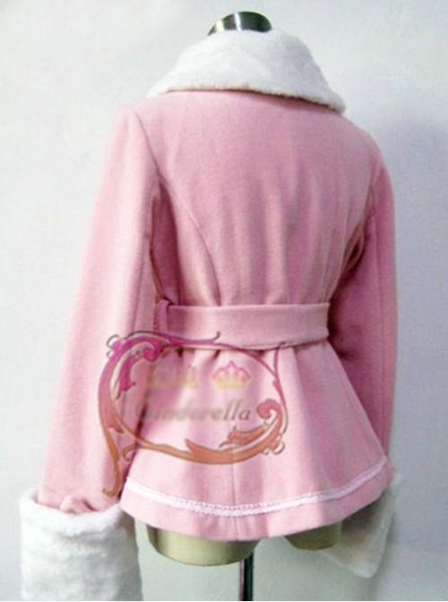 Girls Sweet Angela Elegant Short Lolita Jacket