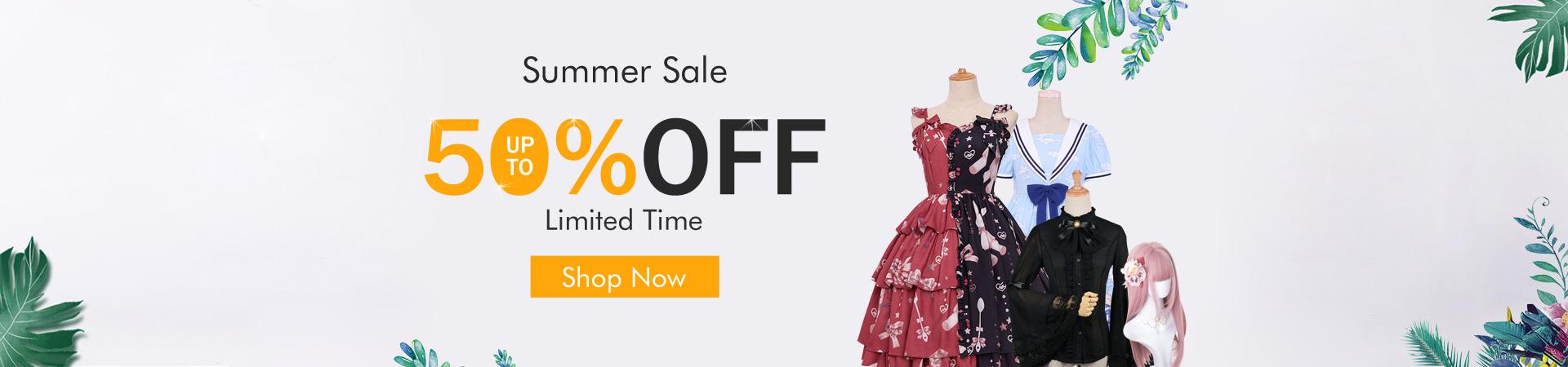 Lolita Dress Summer Sale