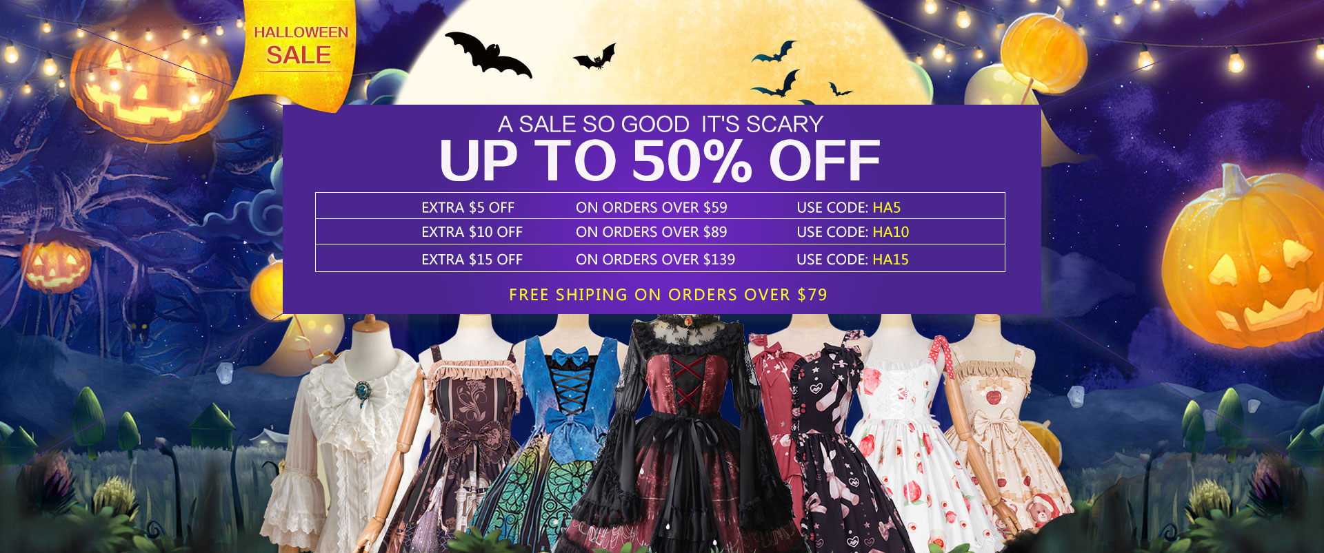 2020 Halloween Sales & Deals