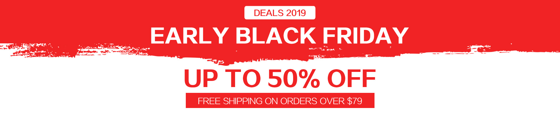 Early Black Friday Deals 2019