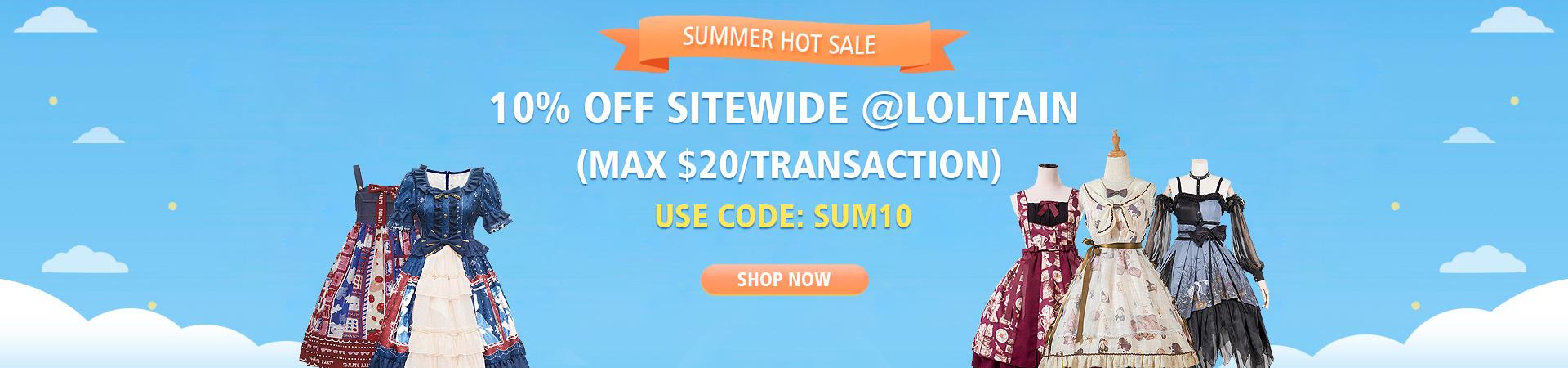 Lolita Dresses Summer Hot Sale