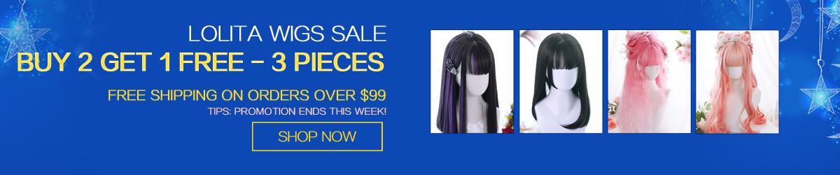 Lolita Wigs Hot Sale