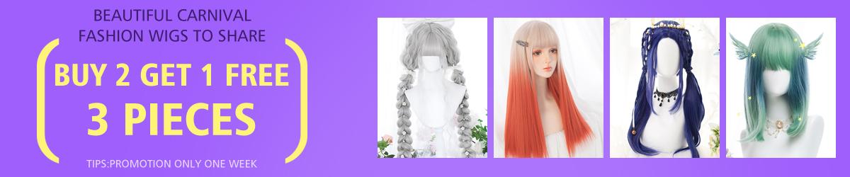 Lolita Wigs Sale